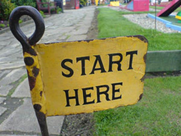 Start – Jon Acuff's newest book