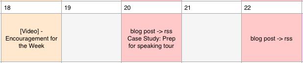 Workflow for Increasing my Blogging 500% Jason R Owens